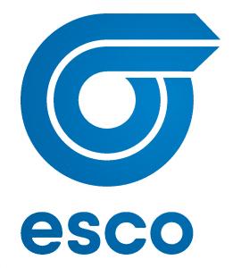 Logo der Firma Esco